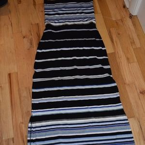 White House Black Market Long Skirt XS